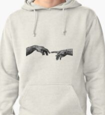 The Creation of Adam - {Connection} Pullover Hoodie