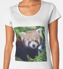 Red Panda Women's Premium T-Shirt