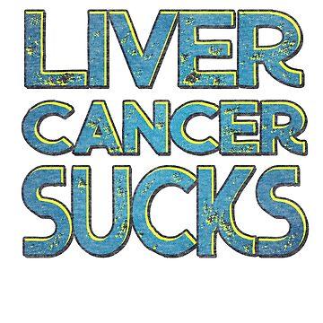 Liver cancer sucks by pirkchap