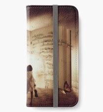 Music Portal iPhone Wallet/Case/Skin