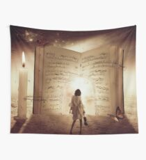 Music Portal Wall Tapestry
