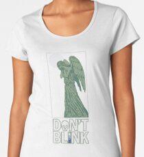 April Don't blink Fans Women's Premium T-Shirt