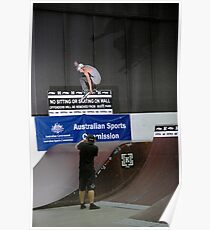 Shadow Sk8ter Poster