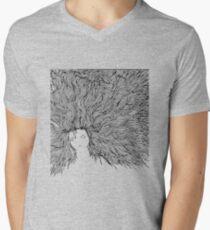 memory of a goast Mens V-Neck T-Shirt