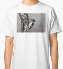 Hairy Woodpecker (female) Classic T-Shirt