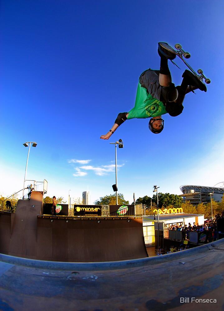 Tony Hawk - Monster Skate Park by Bill Fonseca