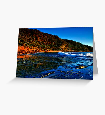 """Reflections at Cathedral Rock"" Greeting Card"