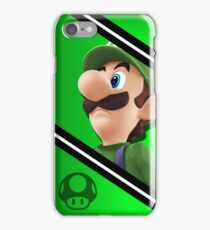Luigi-Smash 4 Phone Case iPhone Case/Skin