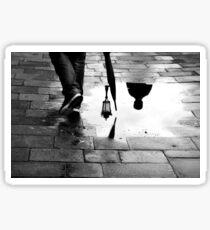 Rain, rain, rain Sticker