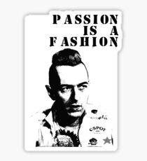 CSPOT - Passion is a Fashion Sticker