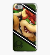 Bowser-Smash 4 Phone Case iPhone Case/Skin