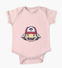 Ash Ketchum Kids Clothes