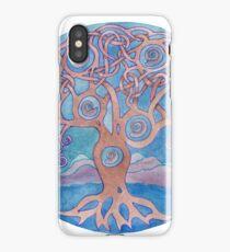 Mandala- tree of life iPhone Case