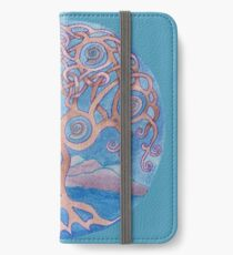 Mandala- tree of life iPhone Wallet/Case/Skin