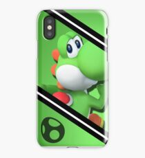 Yoshi-Smash 4 Phone Case iPhone Case/Skin