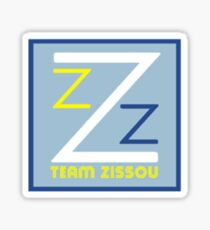 Team Zissou 2.0 - Life Aquatic  Sticker