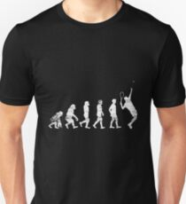 Evolution Tennisspieler Slim Fit T-Shirt