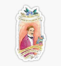 Monsieur Gustave H.  Sticker