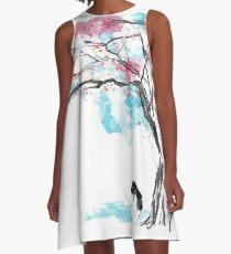 sakura delicious A-Line Dress