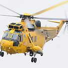 Royal Air Force Sea King by Aviationimage