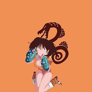 Diane, Nanatsu No Taizai by The-Artist