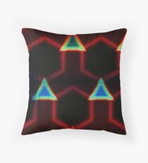 Face 144358 Throw Pillow