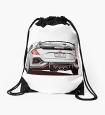 Pocket Rocket Drawstring Bag