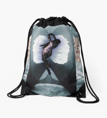 Lost Constellation Drawstring Bag