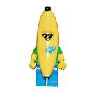 LEGO Banana Guy by jenni460