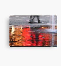Sea of Flame Canvas Print