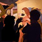 """Shadow's theory by Antonello Incagnone """"incant"""""""