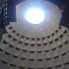 Pantheon - Lights & Shadows by Daniela Cifarelli