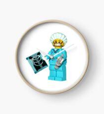 LEGO Surgeon Clock