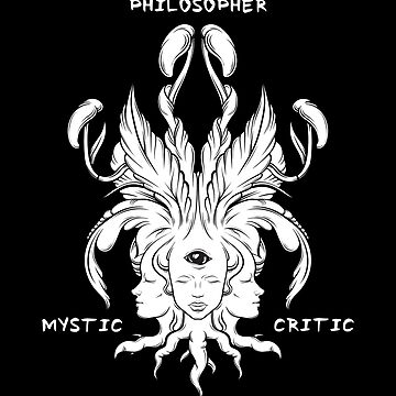 Philosopher/Mystic/Critic by CaelanConrad