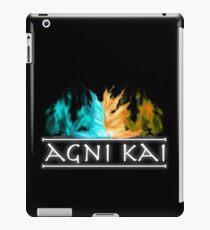 Avatar - Agni Kai iPad Case/Skin