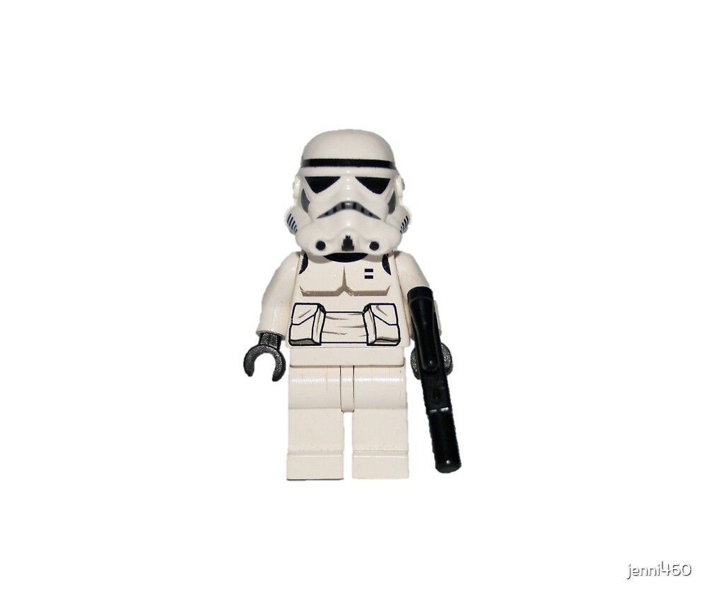 LEGO Stormtrooper by jenni460