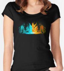 Avatar - Agni Kai Fitted Scoop T-Shirt