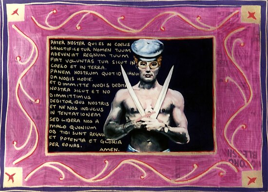 Lord's Prayer by John Douglas