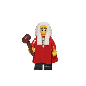 LEGO Judge by jenni460