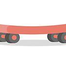 Skate Board  by Berker Sirman