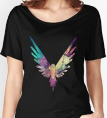 logan paul maverick Women's Relaxed Fit T-Shirt