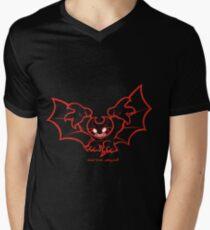 atombat atomised 3 Men's V-Neck T-Shirt