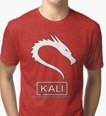 Kali Linux Logo Tri-blend T-Shirt