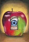 Curiosity killed the apple by Peter Zentjens