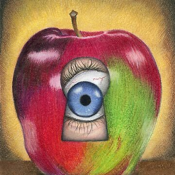 Curiosity killed the apple by zgallery