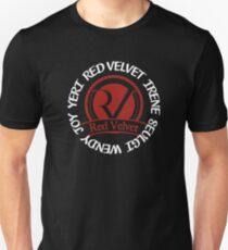 Red Velvet Red Zimmer Slim Fit T-Shirt