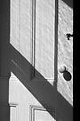 Door Diagonal by Dave  Higgins