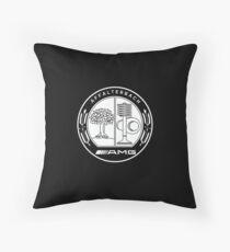 1978 AMG Affalterbach Original Logo Throw Pillow