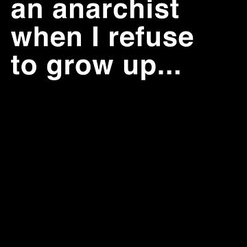 Junior Anarchist by Thoughtmasons