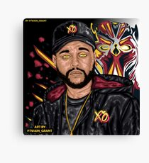The Weeknd / XO / STARBOY  Canvas Print